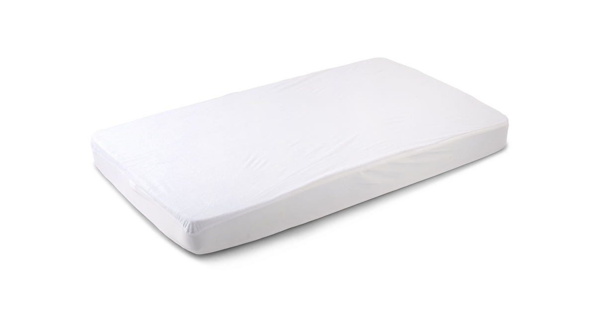 Should I use a mattress protector in my cot?