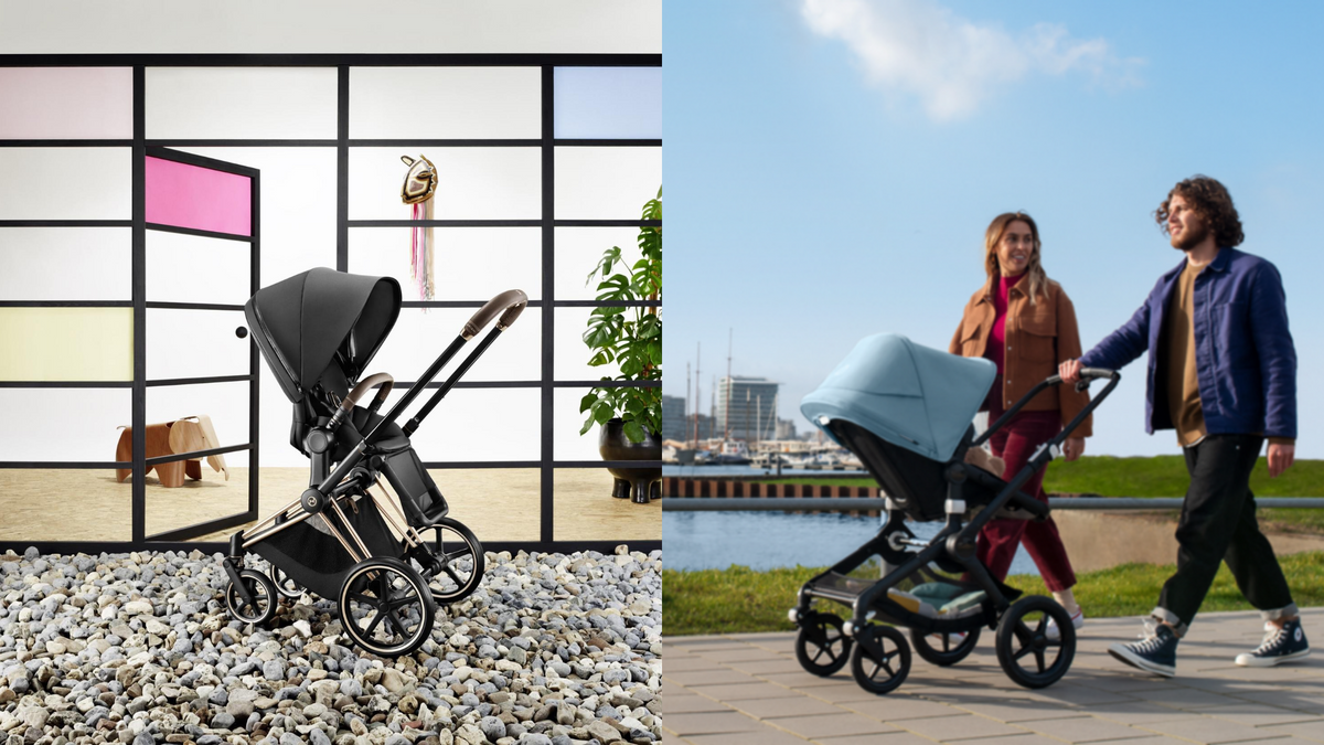 Cybex Priam 2020 vs Bugaboo Fox 2