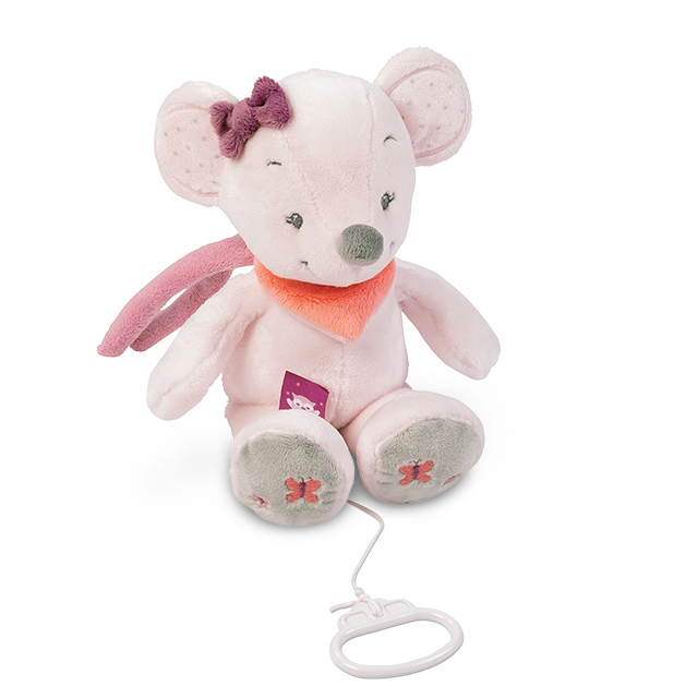 Adele & Valentine Collection - Musical Valentine The Mouse