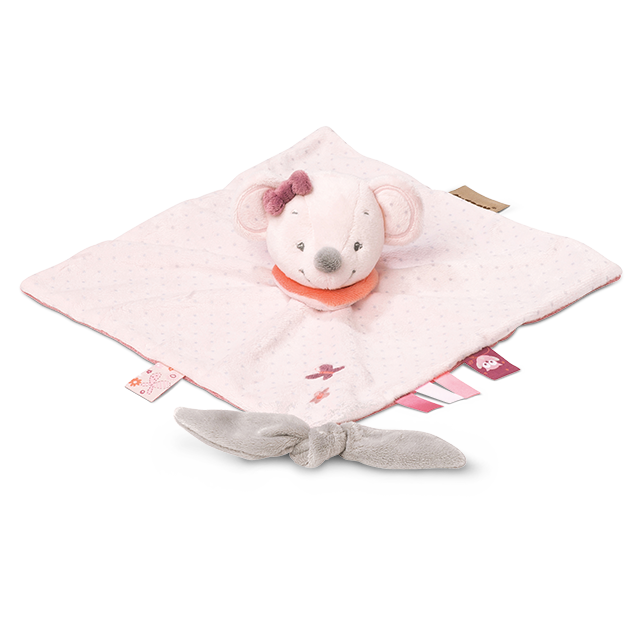 Adele & Valentine Collection - Doudou Comforter Valentine The Mouse