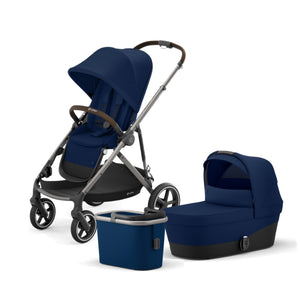 Gazelle S Pram with Carry Cot