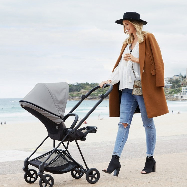 Mios Stroller + Carry Cot + Accessories bundle