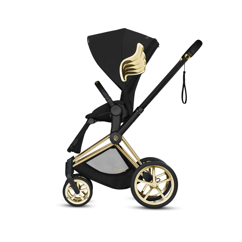 Priam Pram 2020. Jeremy Scott Wings Limited Edition