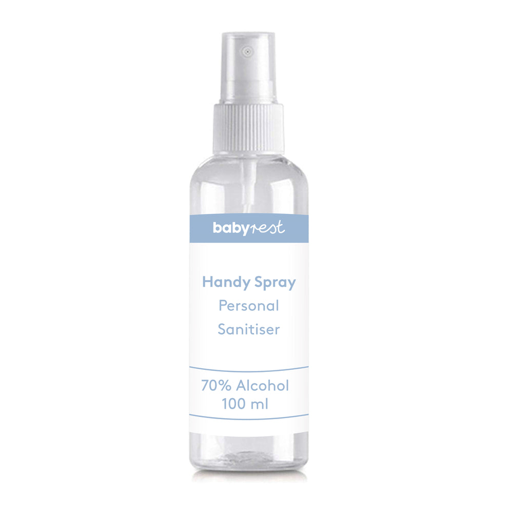 Handy Spray Sanitiser 100ml - 70% Alcohol