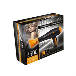 Absolute Hot Absolute Hot: Tourmaline Pro Nano-Tech Dryer