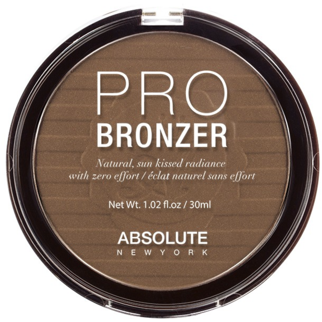 Absolute New York Cosmetics ABP01 Light Absolute New York Pro Bronzer Palette