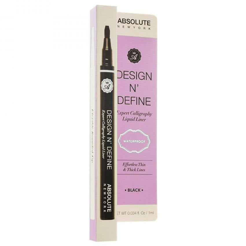 Absolute New York Cosmetics Absolute New York Design N' Define Liner