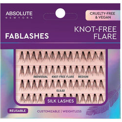 Absolute New York Cosmetics Absolute NY: Knot-Free Flare Fablashes