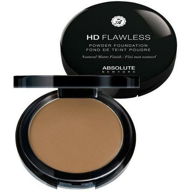 Absolute New York Cosmetics HDPF01 Porcelain Absolute New York HD Flawless Powder Foundation