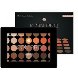 Absolute New York Cosmetics Sahara Sunset ABSOLUTE NEW YORK: Icon Pro Master Eyeshadow Collection