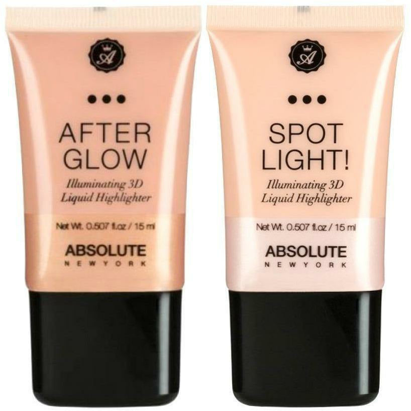 Absolute New York Cosmetics Spotlight ABSOLUTE NEW YORK: Liquid Illuminator