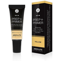 Absolute New York Cosmetics Yellow ABSOLUTE NEW YORK: Prep + Primer