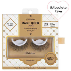Absolute New York eyelashes Absolute NY: Divine 3D Magic Quick Lashes