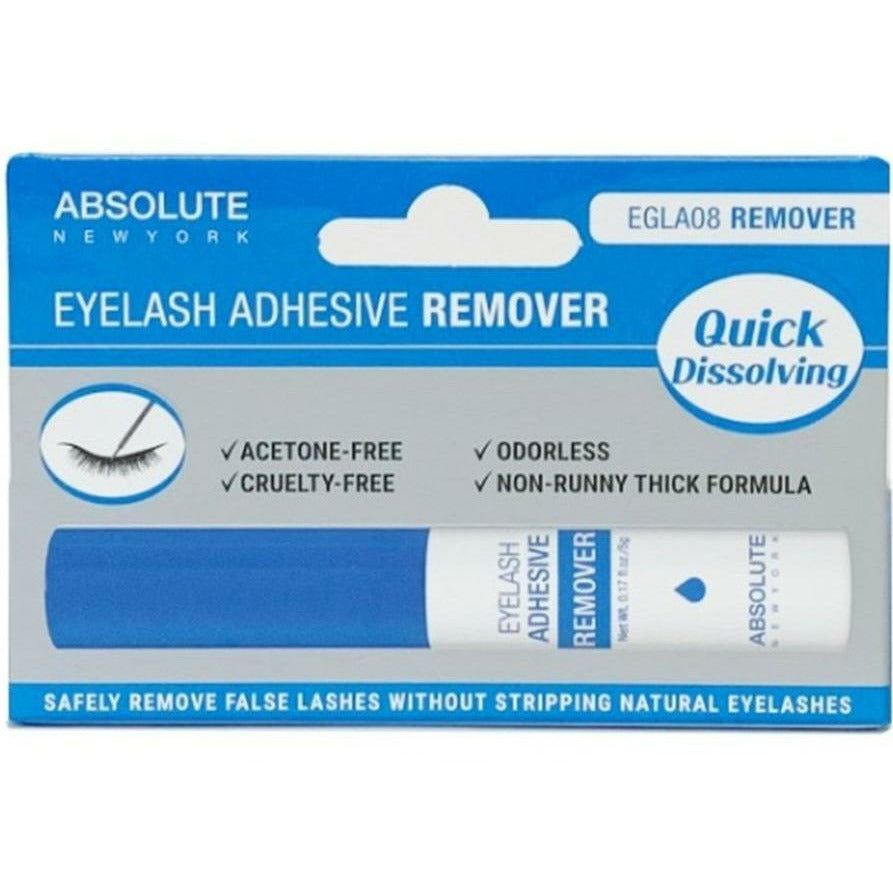 Absolute New York: Quick Dissolving Eyelash Adhesive Remover #EGLA08