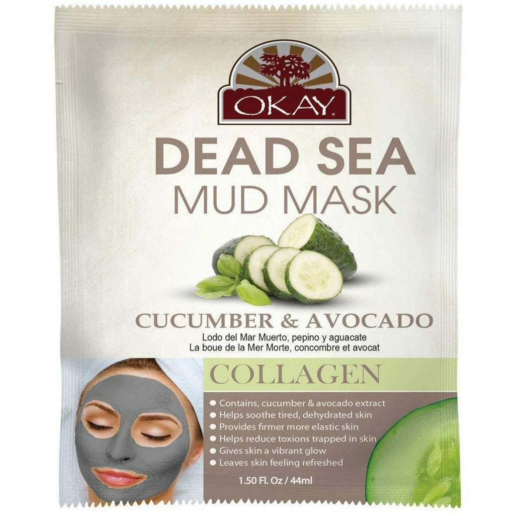 OKAY: Dead Sea Mud Mask 1.5oz