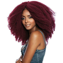 Afri-Naptural Crochet Hair #1 Afri-Naptural 2X DEFINITION SHORT SHAG 24""
