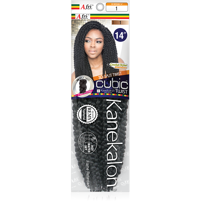 Afri Naptural Crochet Hair Twist Braids At Shop Beauty