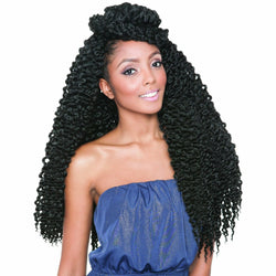 Afri-Naptural Crochet Hair #1 Afri-Naptural 3D SPLIT CUBIC TWIST 20""