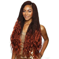 Afri-Naptural Crochet Hair #1 Afri-Naptural 3X I Define Easy Body Wave Braid 50""