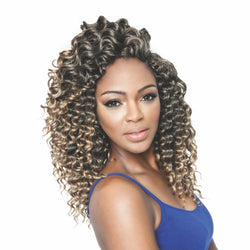 "Afri-Naptural Crochet Hair #1 Afri Naptural Caribbean Aruba Soft Deep 12"" <br> Crochet Braid"