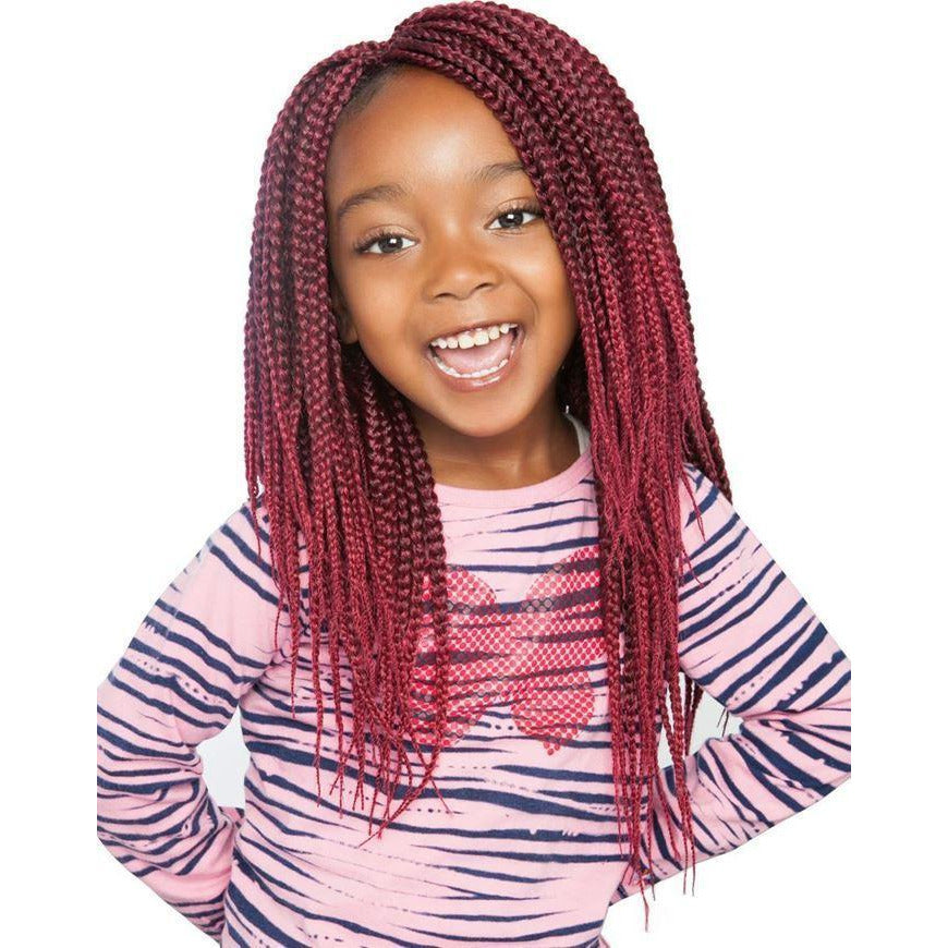 Afri-Naptural Crochet Hair #1 Afri-Naptural KIDS BOX BRAID 12""