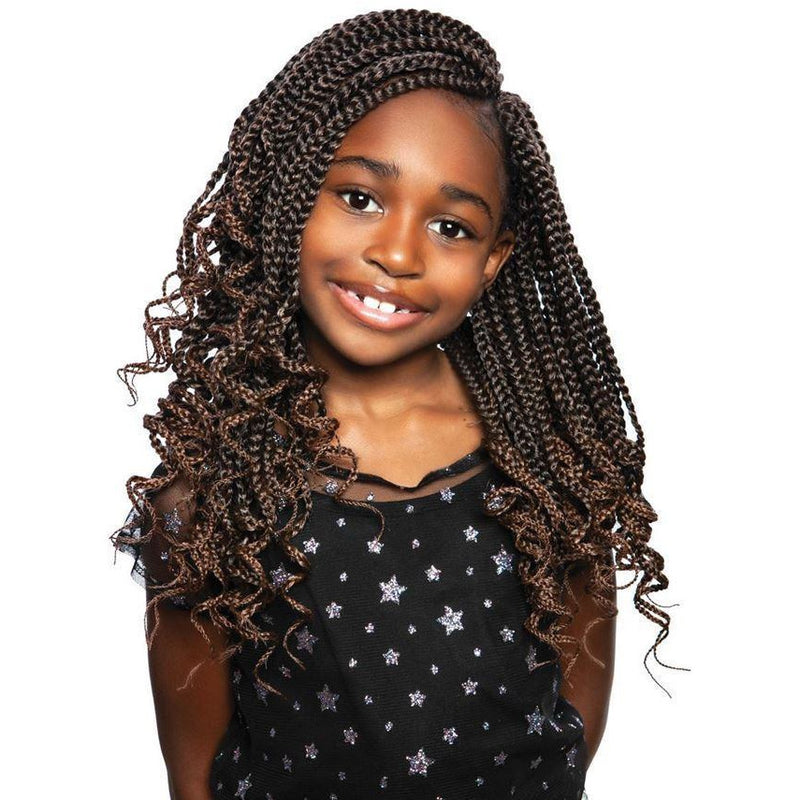 Image result for crochet natural curl braids kids