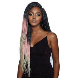 "Afri-Naptural Crochet Hair Afri-Naptural 3X CHUBBA SENEGAL TWIST 24"" (SB309)"