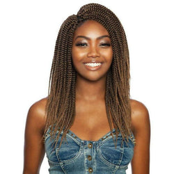 Afri-Naptural Crochet Hair Afri-Naptural 9X TOTAL STYLE BOX BRAID 14""