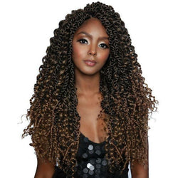 Afri-Naptural Crochet Hair Afri-Naptural EASY PASSION TWIST 18""