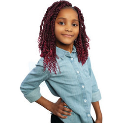 "Afri-Naptural Crochet Hair Afri-Naptural Kids Nomadik Twist 10"" <br> (KR10)"