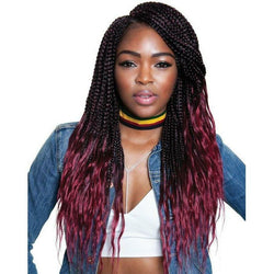 Afri-Naptural Crochet Hair Afri-Naptural KRITZ BOX BRAID 18""