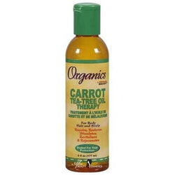 Africa's Best Hair Care Africa's Best: Carrot Tea Tree Oil Therapy