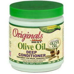 Africa's Best Hair Care Africa's Best: Olive Oil Deep Conditioner