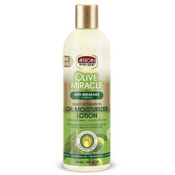 African Pride Hair Care African Pride: Olive Miracle Daily Oil Moisturizer 12oz