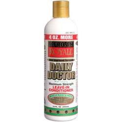 African Royale Hair Care African Royale: Daily Doctor Leave-In 12oz