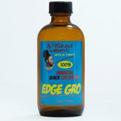 Afrikan Locs Hair Care Afrikan Locs: JBCO Edge Gro 4oz