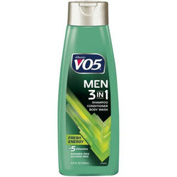 Alberto V05 Hair Care Alberto V05: Fresh Energy Men's 3-in-1