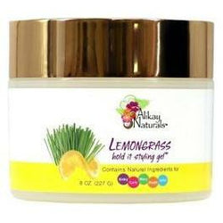 Alikay Naturals Hair Care Alikay Naturals: Lemongrass Styling Gel 8oz