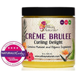 Alikay Naturals Styling Product Alikay Naturals: CRÈME BRULEE CURLING DELIGHT 8oz