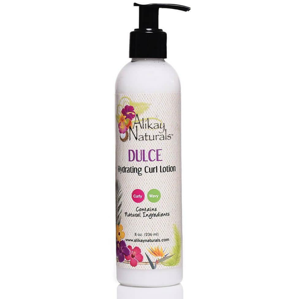 Alikay Naturals Styling Product Alikay Naturals: DULCE HYDRATING CURL LOTION 8oz