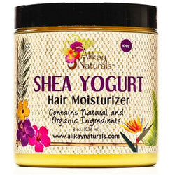 Alikay Naturals Styling Product Alikay Naturals: SHEA YOGURT HAIR MOISTURIZER 8oz