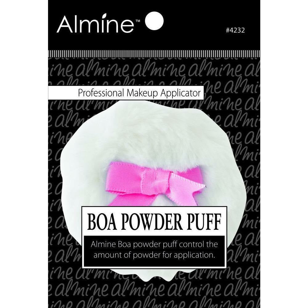 Almine Makeup Almine: Boa Powder Puff #4232