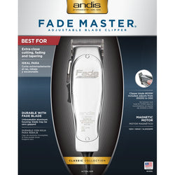 Andis Hair Clippers ANDIS: Fade Master® Adjustable Blade Clipper