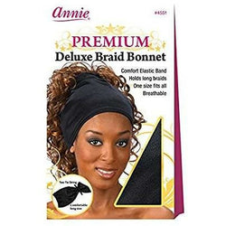 Annie Hair Accessories Annie: Premium Deluxe Braid Bonnet