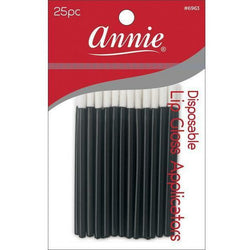 Annie Makeup tools Annie: #6963 Lip Applicator 25ct