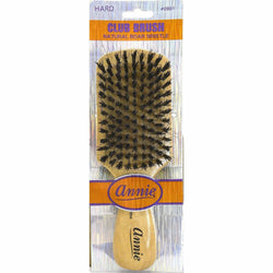 Annie Salon Tools Annie: Hard 100% Boar Bristle Club Brush #2061