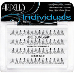 Ardell Cosmetics Short & Black Ardell: Knot-Free Individuals