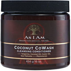 As I Am As I Am: Coconut Cowash 8oz