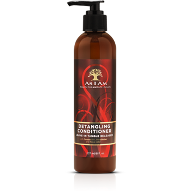 As I Am As I Am: Detangling Conditioner 8oz