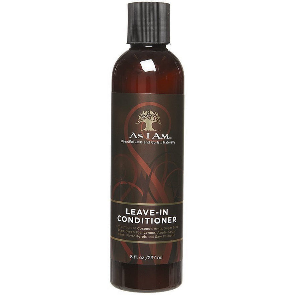 As I Am As I Am: Leave-In Conditioner 8oz